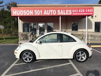 2008 Volkswagen New Beetle in Myrtle Beach South Carolina