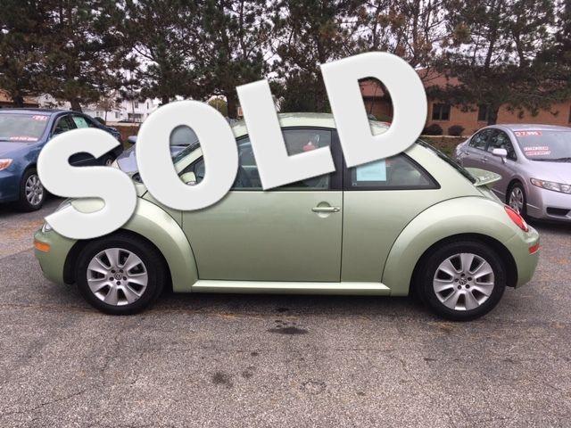2008 Volkswagen New Beetle S Ontario, OH