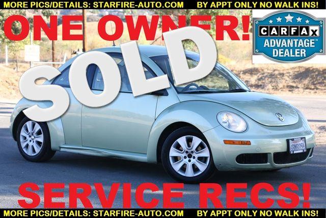2008 Volkswagen New Beetle S Santa Clarita, CA