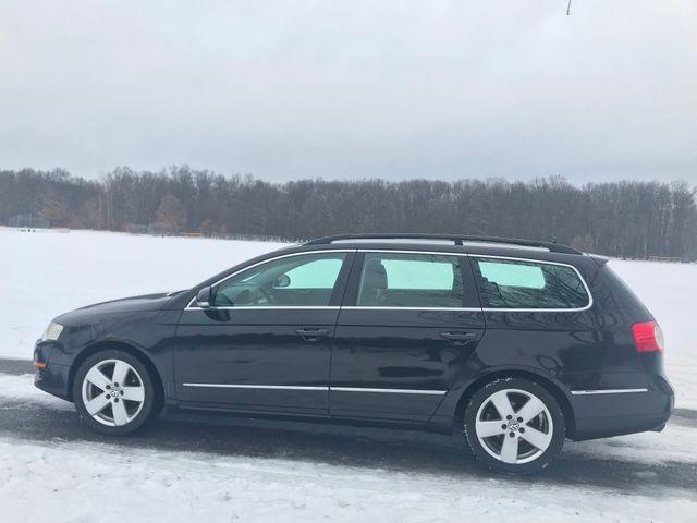 2008 Volkswagen Passat Wagon Komfort Ravenna, Ohio 1