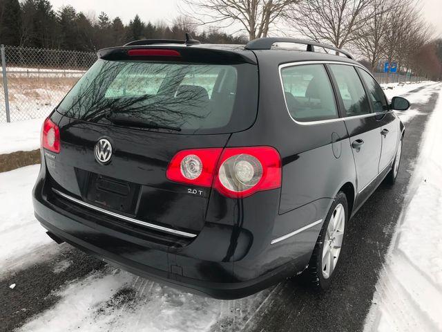 2008 Volkswagen Passat Wagon Komfort Ravenna, Ohio 3