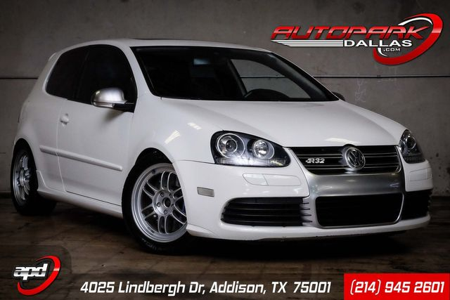 2008 Volkswagen R32 1-Owner w/ Upgrades
