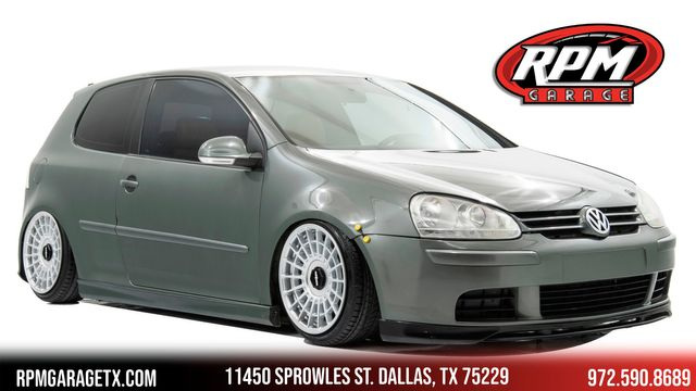 2008 Volkswagen Rabbit S Bagged with Many Upgrades in Dallas, TX 75229