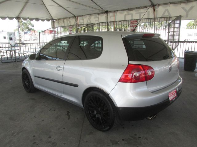 2008 Volkswagen Rabbit S Gardena, California 1