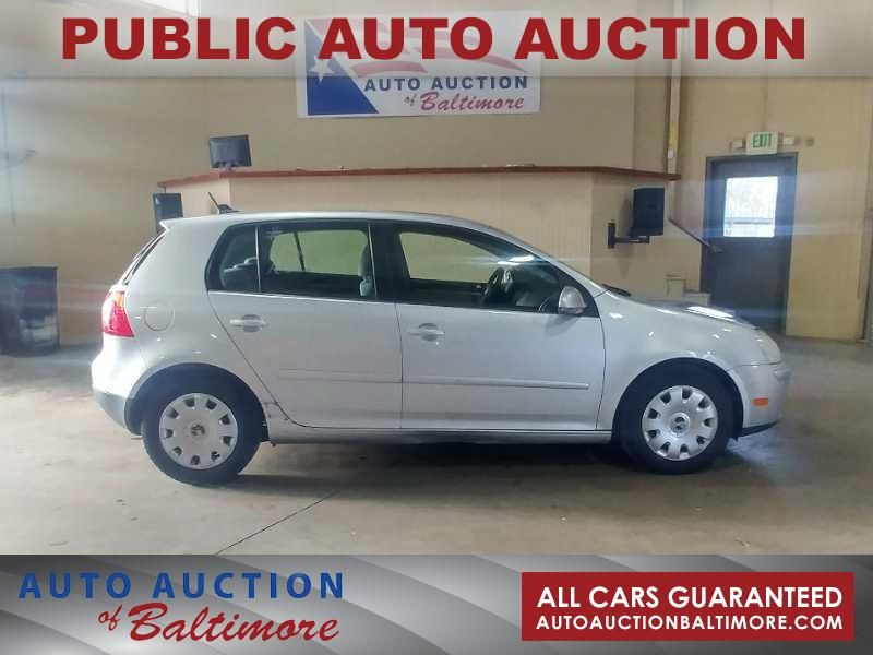 2008 Volkswagen Rabbit S | JOPPA, MD | Auto Auction of Baltimore  in JOPPA MD