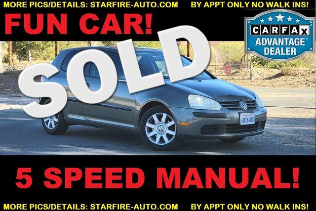 2008 Volkswagen Rabbit S in Santa Clarita, CA 91390