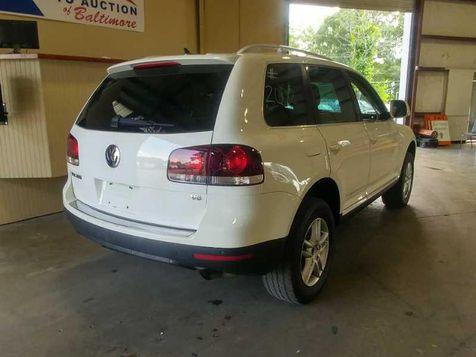 2008 Volkswagen Touareg 2 V6   JOPPA, MD   Auto Auction of Baltimore  in JOPPA, MD