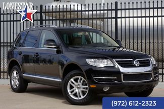 2008 Volkswagen Touareg 1 Owner 35 Service Records in Plano Texas, 75093