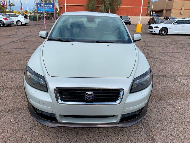 2008 Volvo C30 Version 2.0 w/Sunroof 6-SP Manual 3 MONTH/3,000 MILE NATIONAL POWERTRAIN WARRANTY Mesa, Arizona 7