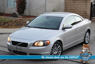 2008 Volvo C70 HARD TOP AUTOMATIC 1-OWNER SERVICE RECORDS in Woodland Hills CA, 91367