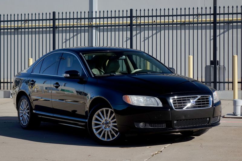 2008 Volvo S80 3.2L*Sunroof* Leather* Clean Title** | Plano, TX | Carrick's Autos in Plano TX
