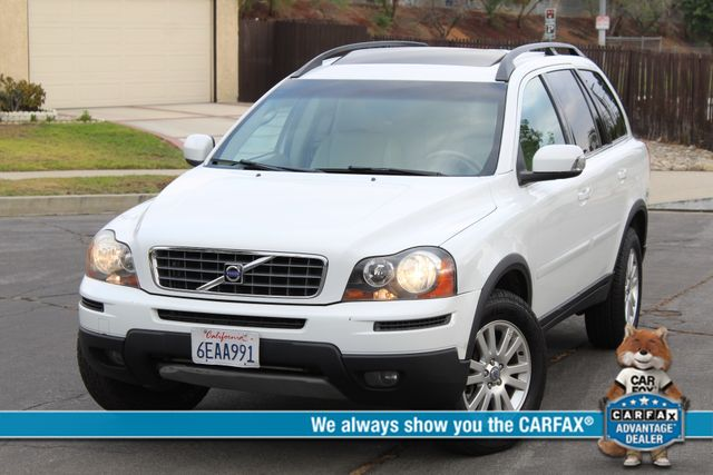 2008 Volvo XC90 82K MLS 3RD ROW NEW TIRES SERVICE RECORDS