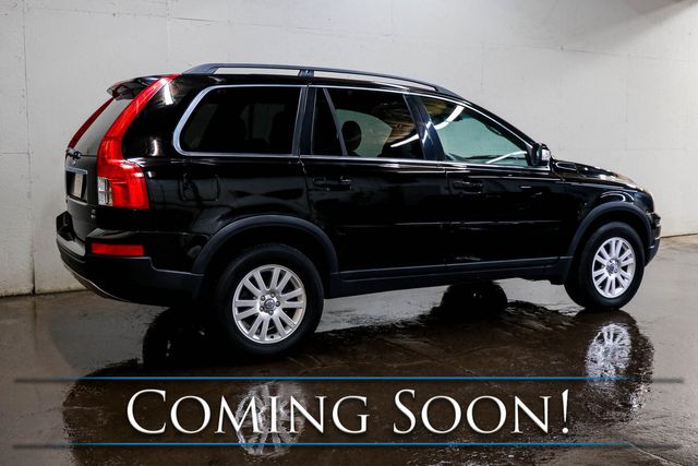2008 Volvo XC90 All-Wheel Drive 7-Passenger Luxury SUV with 3rd Row Seats, Premium Pkg & Heated Seats in Eau Claire, Wisconsin 54703