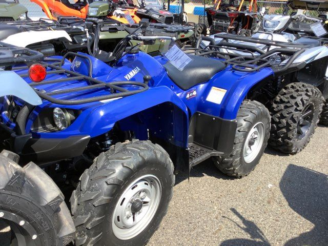 2008 Yamaha Grizzly 350 Auto   - John Gibson Auto Sales Hot Springs in Hot Springs Arkansas