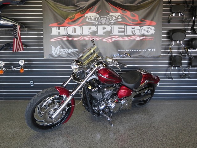 2008 Yamaha Raider 1900 in McKinney, Texas 75070