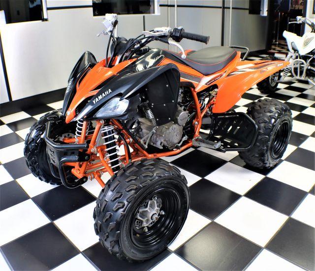 2008 Yamaha Raptor 250