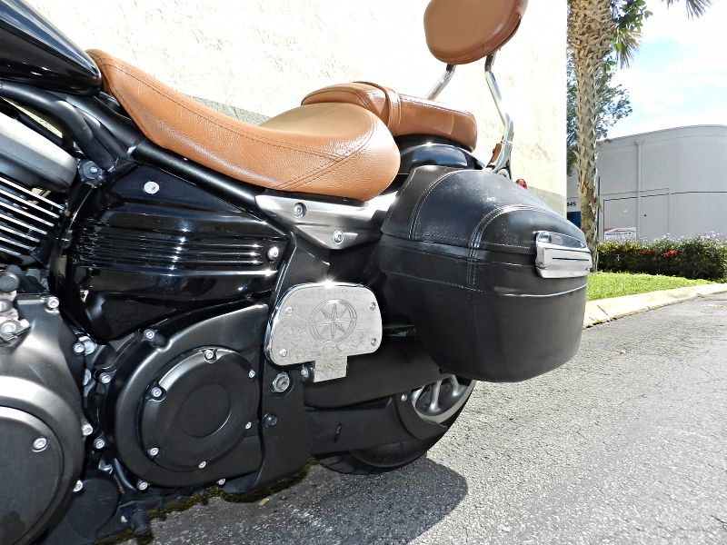 2008 Yamaha Stratoliner Midnight  30 DAY COMPLIMENTARY WARRANTY  city Florida  MC Cycles  in Hollywood, Florida