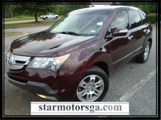 2009 Acura MDX Tech/Entertainment Pkg in Alpharetta, GA 30004