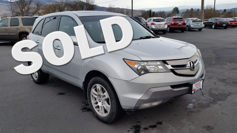 2009 Acura MDX AWD | Ashland, OR | Ashland Motor Company in Ashland OR