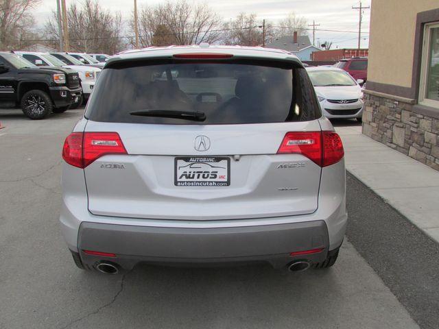 2009 Acura MDX AWD Tech Pkg in American Fork, Utah 84003
