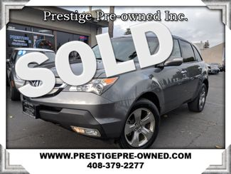 2009 Acura MDX Sport/Entertainment Pkg  in Campbell CA