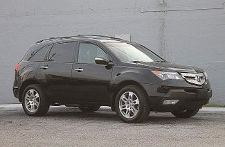 2009 Acura MDX Tech/Entertainment Pkg Hollywood, Florida 42
