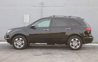 2009 Acura MDX Tech/Entertainment Pkg Hollywood, Florida 9