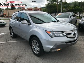 2009 Acura MDX Tech/Entertainment Pkg in Knoxville, Tennessee 37917