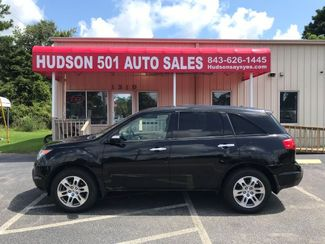 2009 Acura MDX Base | Myrtle Beach, South Carolina | Hudson Auto Sales in Myrtle Beach South Carolina