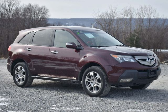 2009 Acura MDX Naugatuck, Connecticut 6