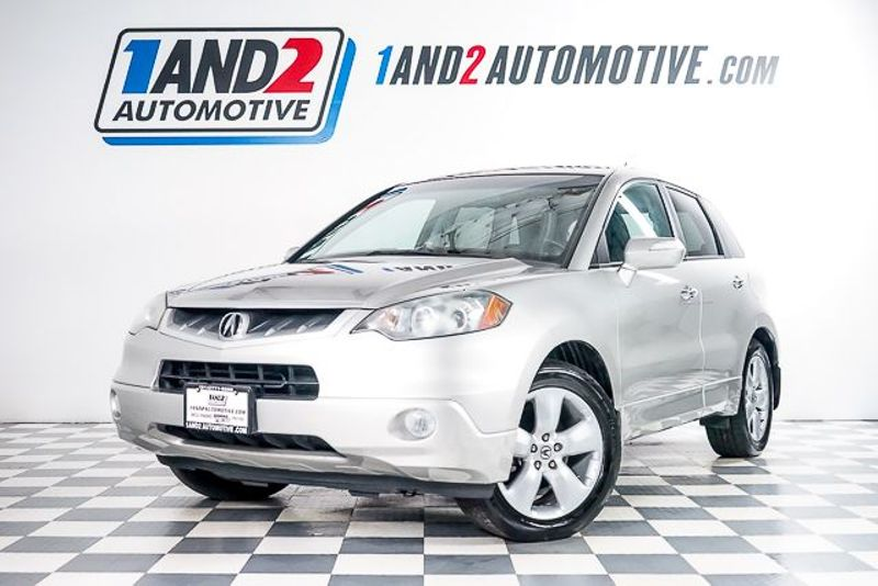 2009 Acura RDX 5-Spd AT in Dallas TX
