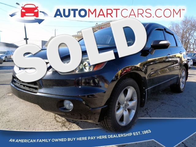 2009 Acura RDX in Nashville, Tennessee 37211