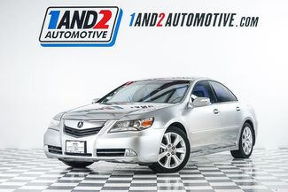2009 Acura RL Technology Package in Dallas TX