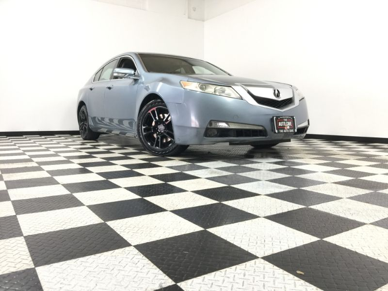 2009 Acura TL *Drive TODAY & Make Payments* | The Auto Cave in Addison