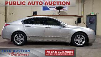 2009 Acura TL Tech   JOPPA, MD   Auto Auction of Baltimore  in Joppa MD