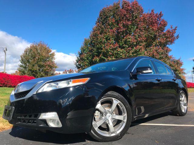 2009 Acura TL ALL WHEEL DRIVE Tech HPT