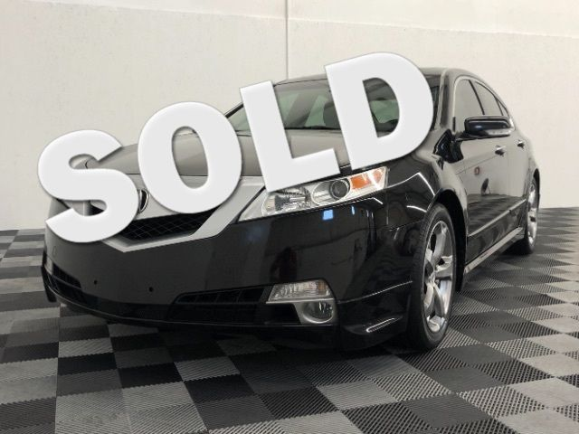 2009 Acura TL 5-Speed AT SH-AWD with Tech Package LINDON, UT