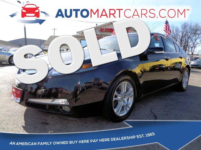2009 Acura TL Tech | Nashville, Tennessee | Auto Mart Used Cars Inc. in Nashville Tennessee
