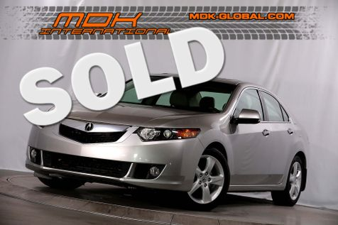 2009 Acura TSX - Only 68K miles - Heated seats in Los Angeles