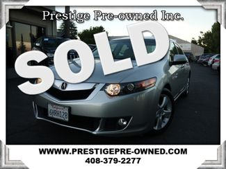2009 Acura TSX TECHNOLOGY PACKAGE  in Campbell CA