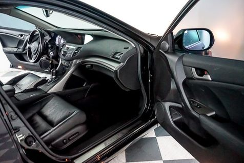 2009 Acura TSX 5-Speed AT with Tech Package in Dallas, TX