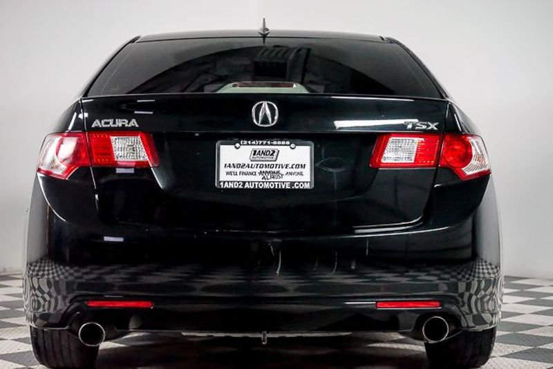 Acura TSX Speed AT With Tech Package Dallas TX - Acura tsx exhaust