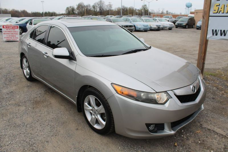 2009 Acura TSX   city MD  South County Public Auto Auction  in Harwood, MD