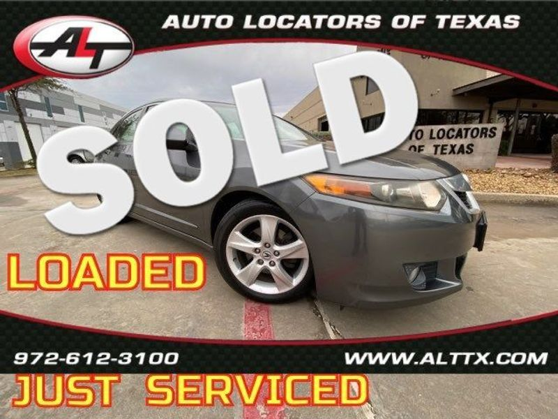 2009 Acura TSX  | Plano, TX | Consign My Vehicle in Plano TX