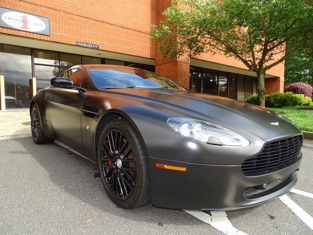 2009 Aston Martin Vantage Base