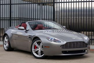2009 Aston Martin Vantage Roadster* Sports Pack***   Plano, TX   Carrick's Autos in Plano TX