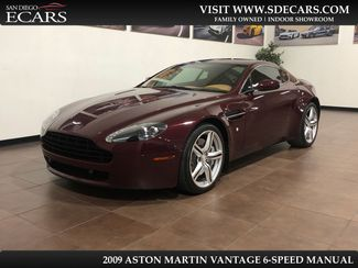 2009 Aston Martin Vantage 6-Speed Manual in San Diego, CA 92126