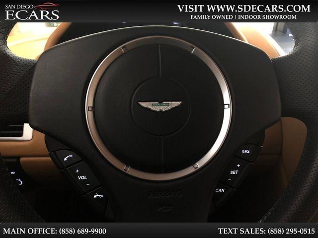 2009 Aston Martin Vantage 6-Speed Manual in San Diego, CA 92126