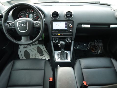 2009 Audi A3 PREM *AWD/NAVI/DUAL ROOF/LEATHER/COLD WEATHER PKG*  in Campbell, CA