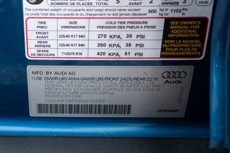 2009 Audi A3 Prem   Texas  EURO 2 MOTORS  in , Texas